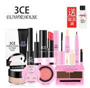 卡通3CE Eunhye House彩妆套装全套组合化妆品初学者 送卸妆液