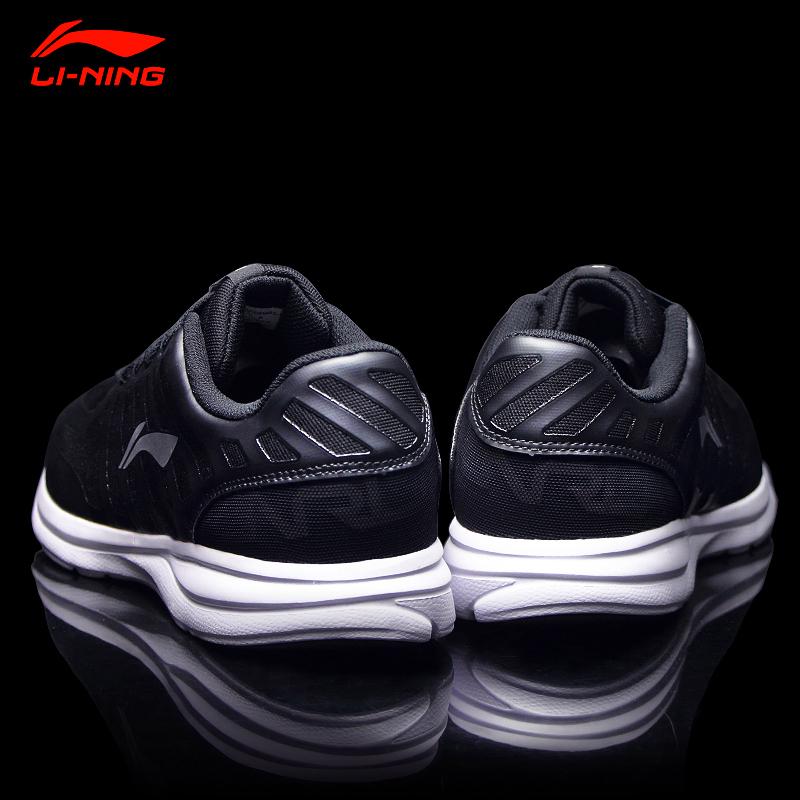 李宁男鞋跑步鞋2019秋季新品透气跑鞋男子秋季户外运动鞋健身鞋子
