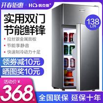 十字对开门变频电冰箱风冷智能无霜422WMK1DPUSBCD海信Hisense