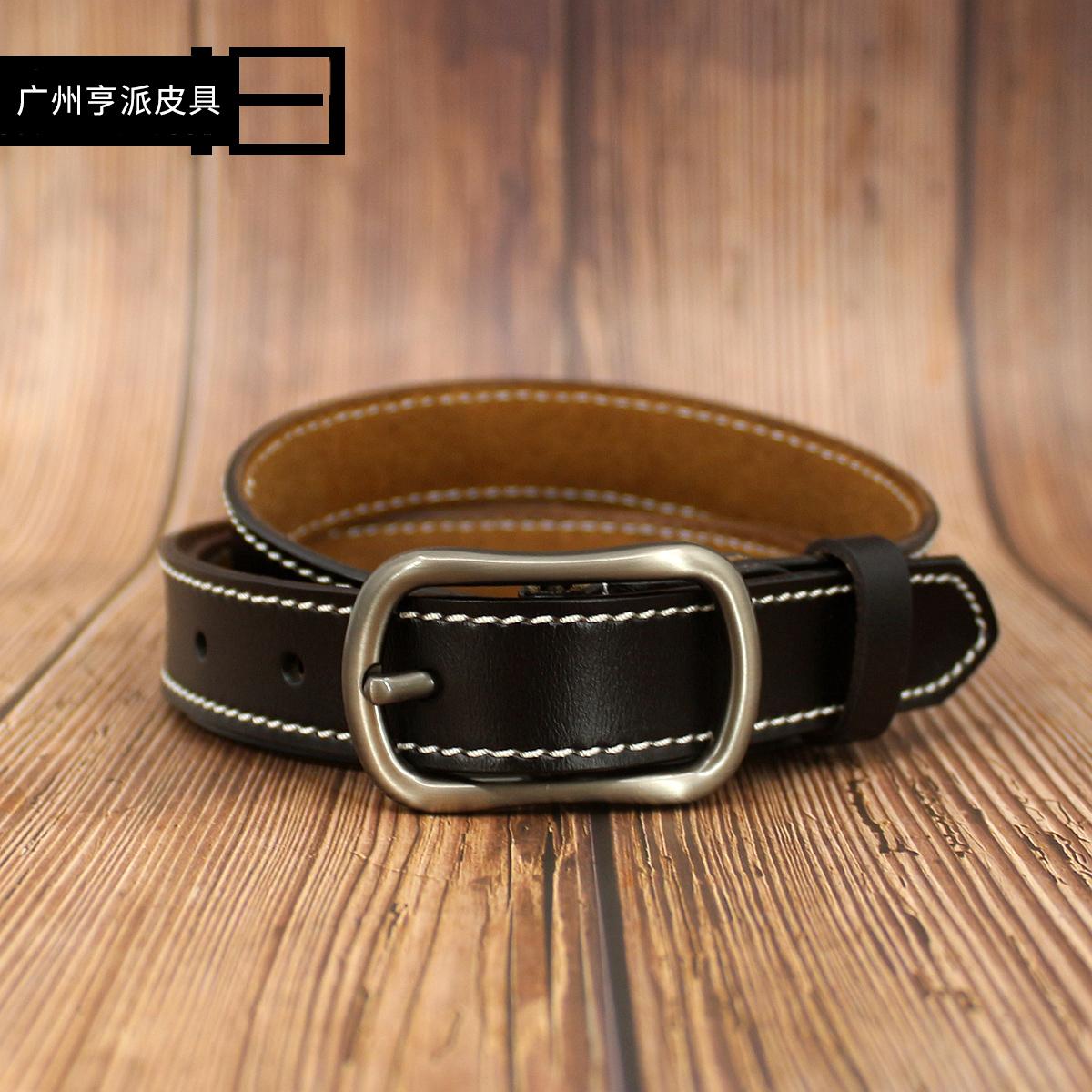 Мужские кожаные ремни Артикул 599157365589