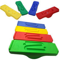 Sensory training equipment children early education home balance board balance table children balance beam rock seesaw