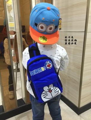 韩版休闲小孩儿童男女斜挎包出游单肩挎包背包男孩胸包女童手提包