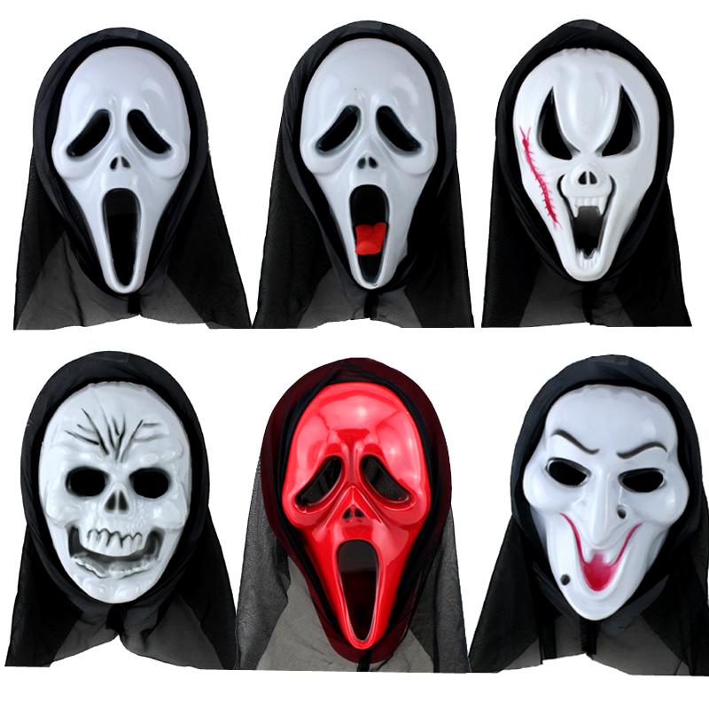 万圣节恐怖面具