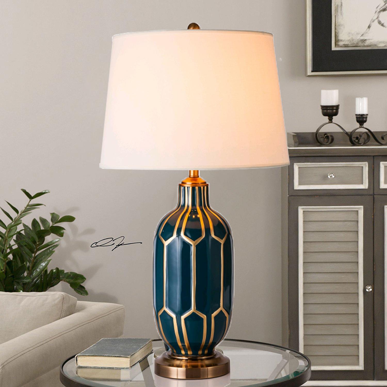 家居中式台灯