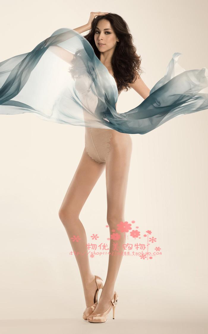诗怡6708正品天鹅绒比基尼高弹足底按摩连裤袜12D超薄女士丝袜