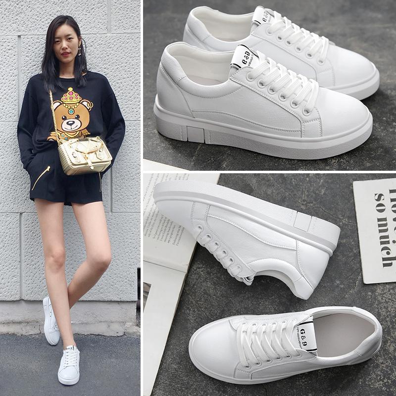 板鞋女韩版潮冬季