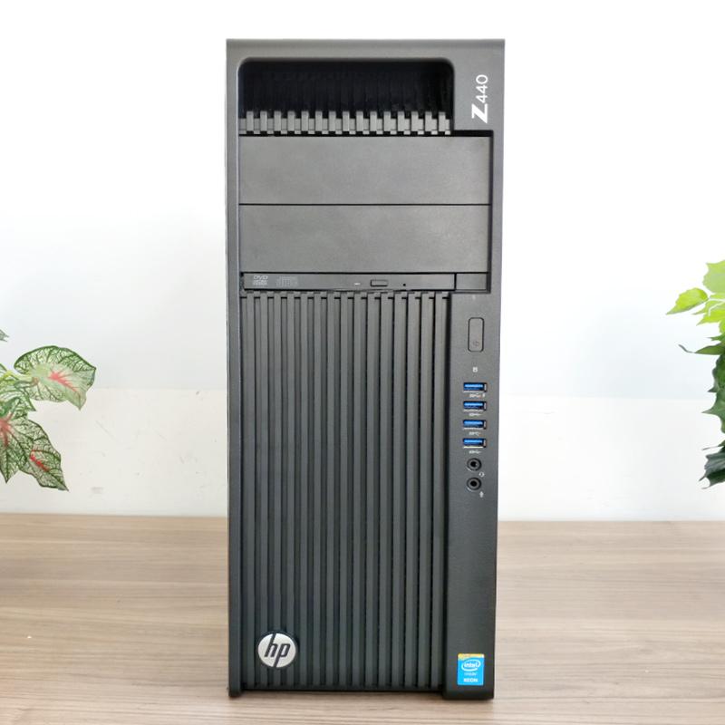 惠普Z440图形工作站主机 至强E5-2683V3专业3DMAX渲染台式服务器