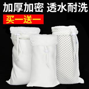 鱼缸过滤袋毛毯生化棉过滤材料水族箱过滤毯干湿分离过滤魔毯魔袋