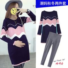 时尚孕妇装韩版冬装