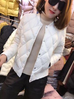 冬季新款棉衣女短款韩版修身棉服轻薄上衣显瘦百搭小棉袄外套B137