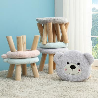 小凳子实木布艺儿童成人茶几凳矮客厅家用沙发凳换鞋凳小板凳