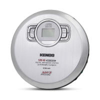 US KENDO Portable CD Player CD Player Support MP3 English CD