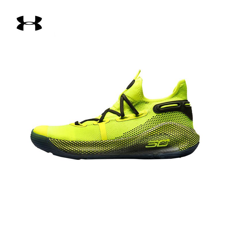 安德玛 男子 库里Curry 6 UA 篮球鞋运动鞋-3020612
