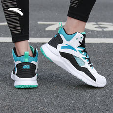 9ee6bbc6b53 Anta official website basketball shoes men s shoes 2019 spring and summer  new KT high to help
