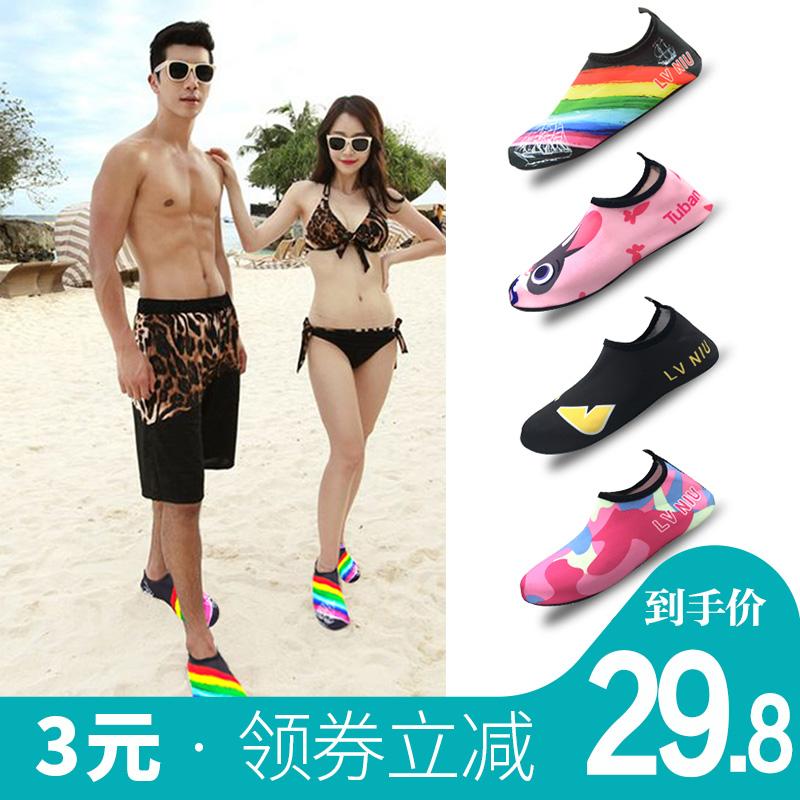 夏季男女沙滩鞋