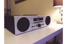 Yamaha雅马哈MCRB043蓝牙音箱cd组合音响HIFI家用桌面电脑音响