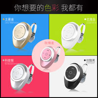Promise line T-5 bluetooth headset hanging ear type ultra small wireless mini stealth sport ear plug drive mini