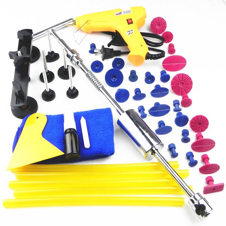 加长款 汽车凹陷修复工具 凹凸修复 免钣金凹痕修复 拉锤拉拔器