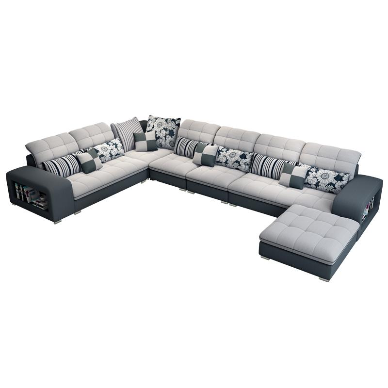 百纯u型沙发1088#