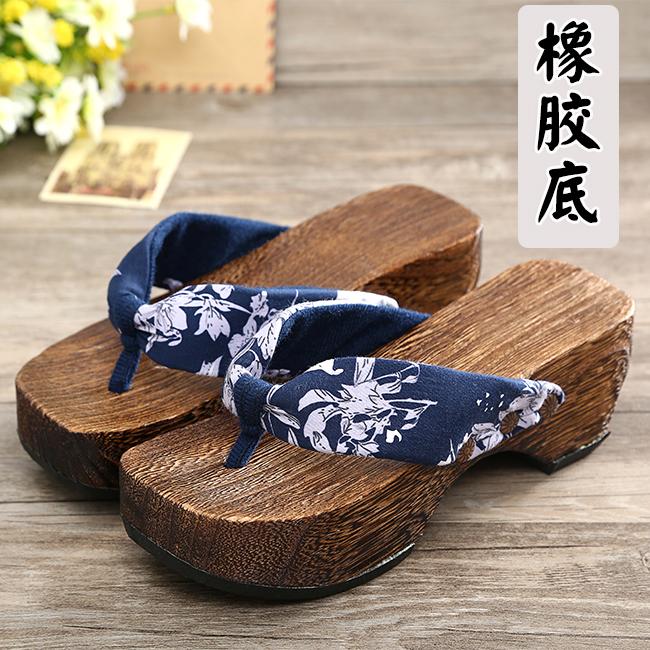 木屐式高跟鞋