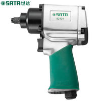 Shida Pneumatic Quick Wrench Wind Cannon Pneumatic Tools Auto Repair High Torque High Power 1/2 Industry 01113c