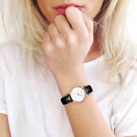 格雷迪防水正品陶瓷手表女士时尚潮流简约学生石英表韩版女腕表图片