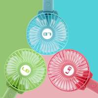 Handheld small electric fan mini usb rechargeable portable portable desktop office bed electric fan