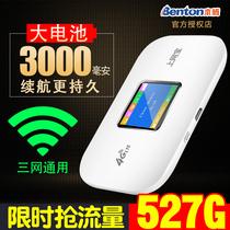 wifi无线路由器上网卡托全网通随身移动插卡车载4G3G电信联通