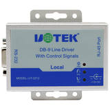 Yutai UT-2212 RS232 Serial Port Extender 232 to RJ45 Switching Line Signal Amplifier Switching Network Port