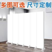 屏风隔断时尚玄关客厅卧室折屏办公酒店布艺屏风欧式简约风格