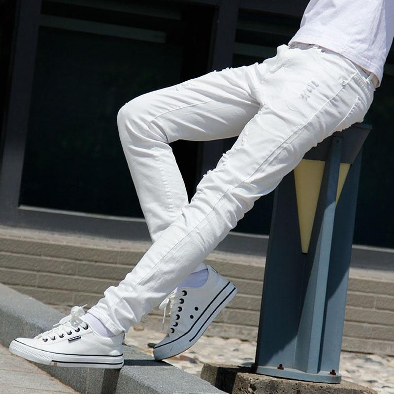 个性男裤小脚