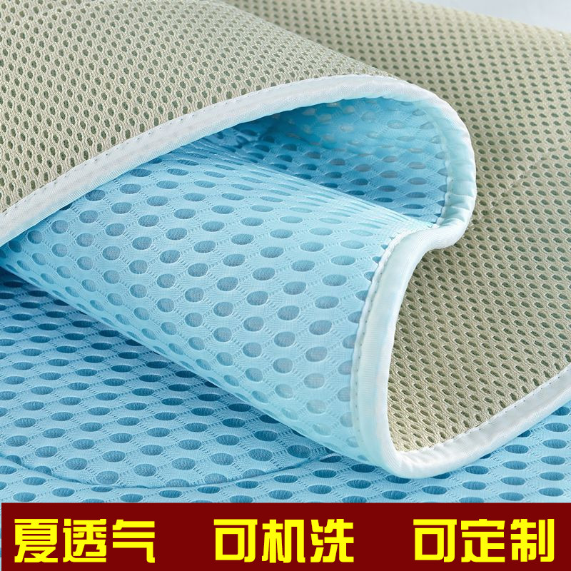 透气凉席床垫
