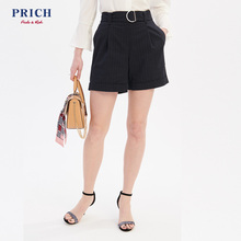 PRICH 2019 Summer New Straight-barrel Casual Pants Harajuku Chic Loose Shorts Female Summer PRTC92453M