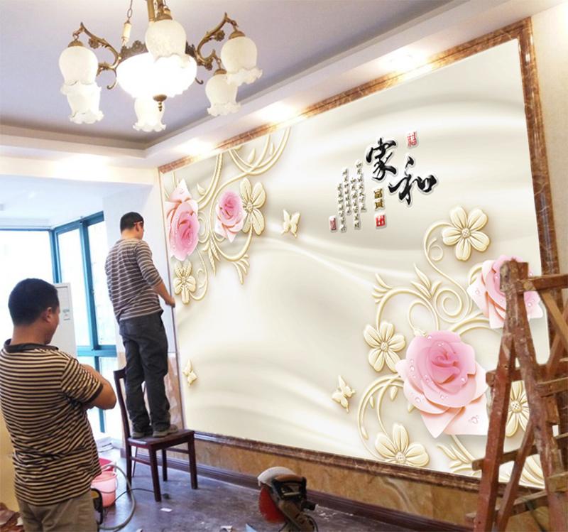 客厅墙背景墙