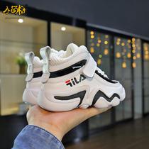 单鞋1跑步小白6秋天运动鞋鞋5幼儿4男童3小孩子穿2一周岁男宝宝