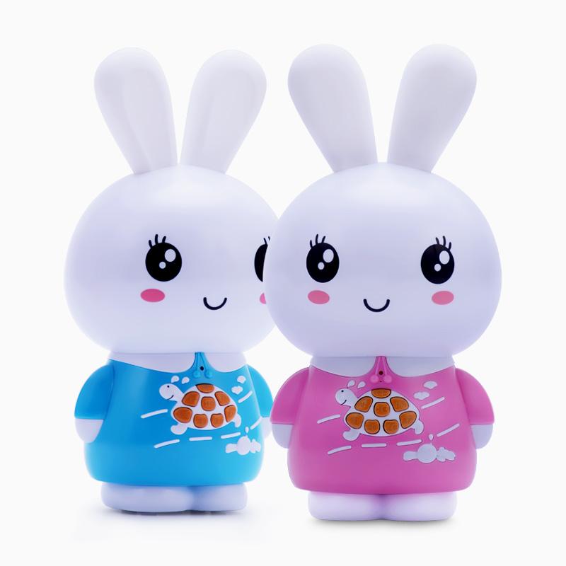 儿童早教机故事机0-3岁小白兔兔子婴儿宝宝音乐儿歌播放器可充电