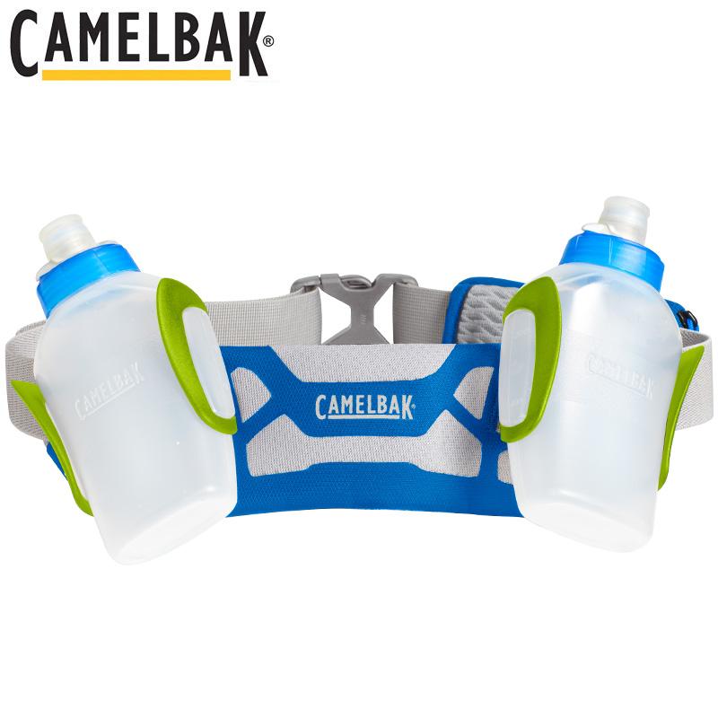 美国CamelBak驼峰 户外登山越野跑腰包 含2X0.3L水壶 轻量跑步包