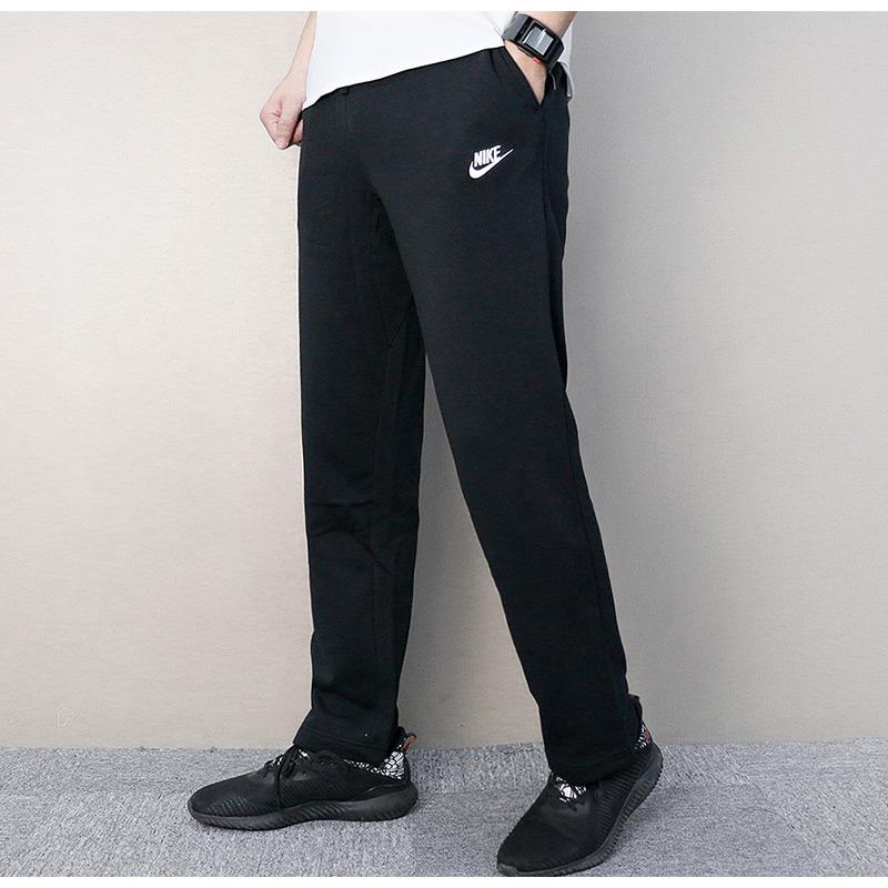 NIKE耐克男裤2019春季新款裤子休闲裤运动裤卫裤宽松直筒长裤