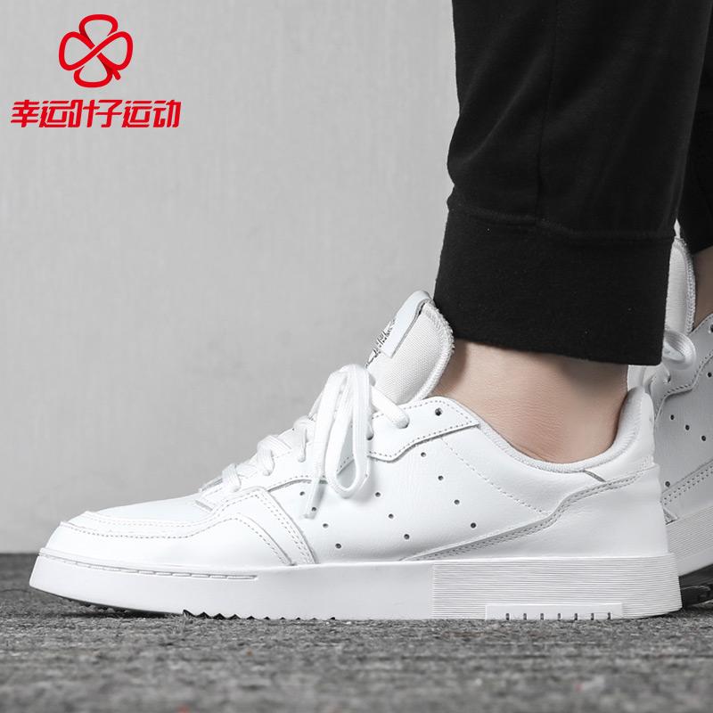 阿迪达斯三叶草男鞋2019秋冬季新款运动鞋鞋子板鞋休闲鞋EE6037
