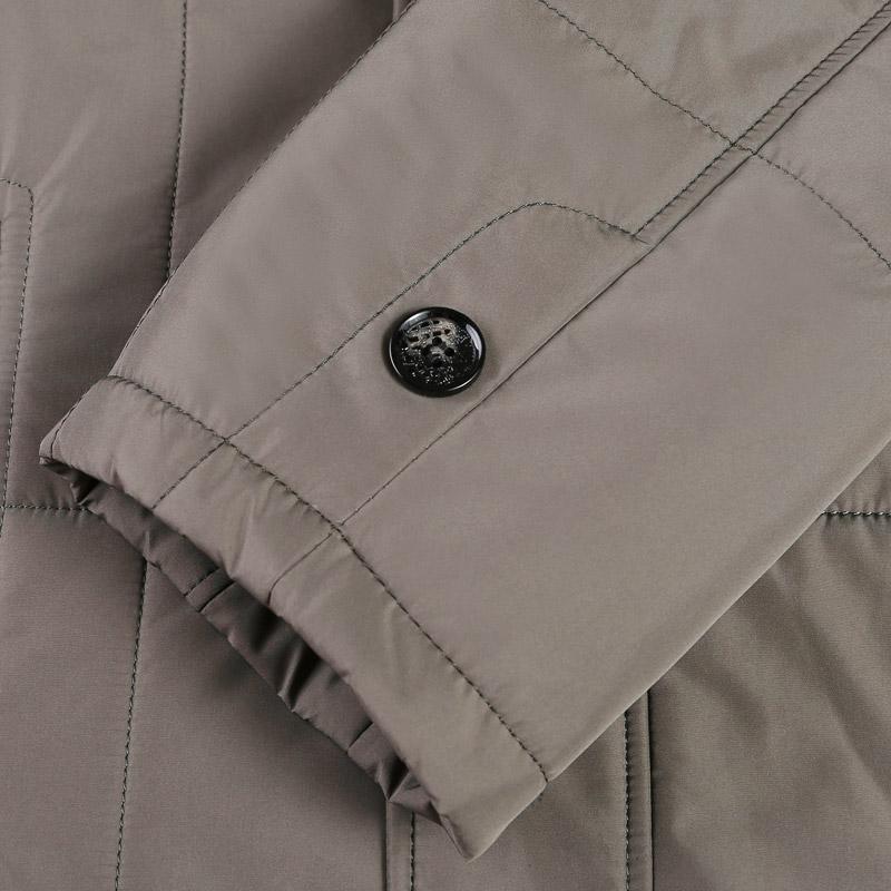 昊吉冬季新款中老年男士立领棉衣爸爸爷爷装冬天棉袄老人棉服