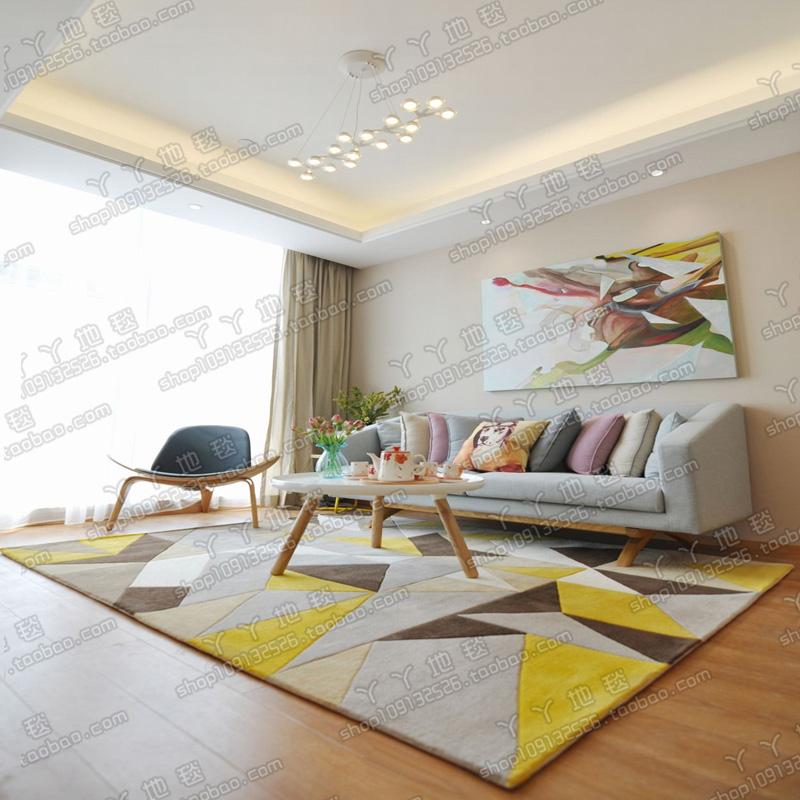 晴綸客廳地毯