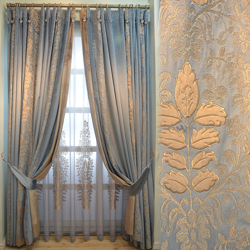 品牌 客厅窗 帘