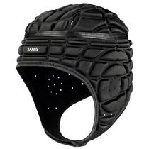 JANUS 加厚防撞海绵 足球守门员头盔门将帽 橄榄球轮滑帽子 JA158