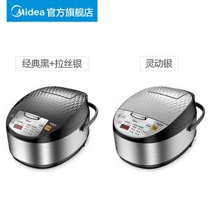 Midea/美的电饭煲锅4L智能预约家用2-3-4-5-6人正品Simple系列