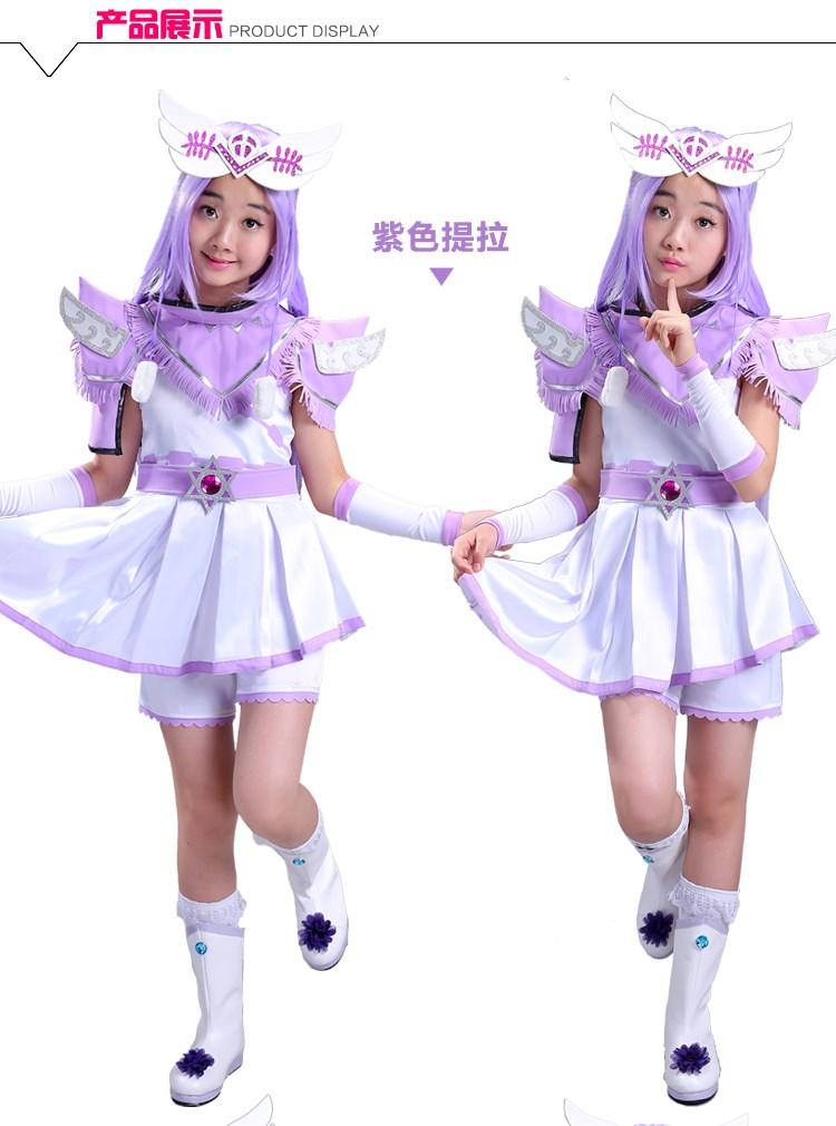 18玩具棒衣服舞法小魔仙小魔仙棒儿童天女手环魔杖堡化妆魔剑魔法