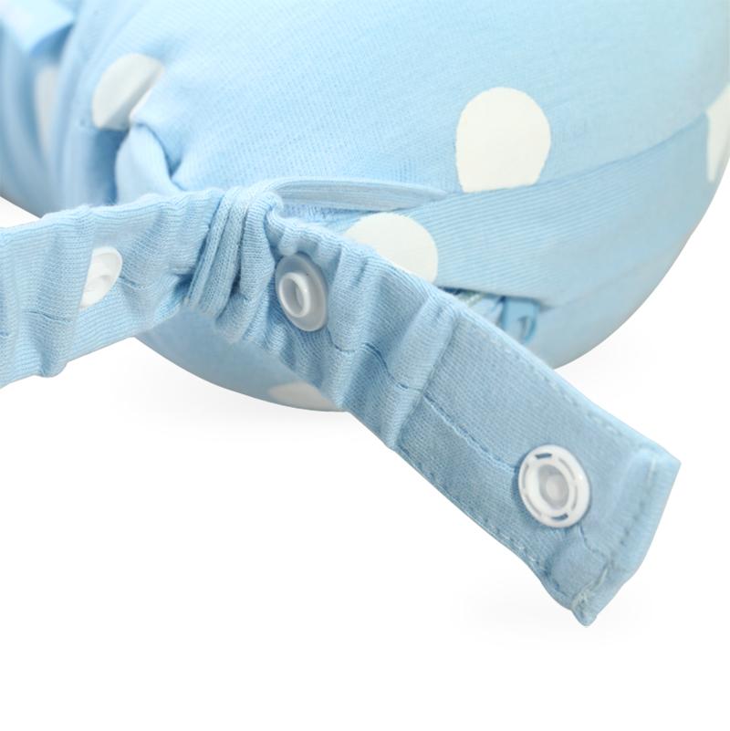贝亲哺乳枕U型授乳枕婴儿孕妇枕枕头 宝宝喂奶枕喂奶垫抱枕哺乳垫