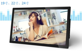 Samsung screen 10,12,15,19,22,24,27,32 inch digital photo frame electronic album HD