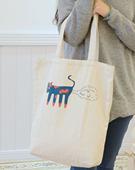 帆布包单肩包女手提包竖款 简约文艺森系学生书包环保布袋 夏季新款