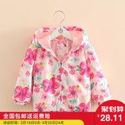 女童外套2019春装新款 韩版童装儿童宝宝上衣长袖开衫wt-6806