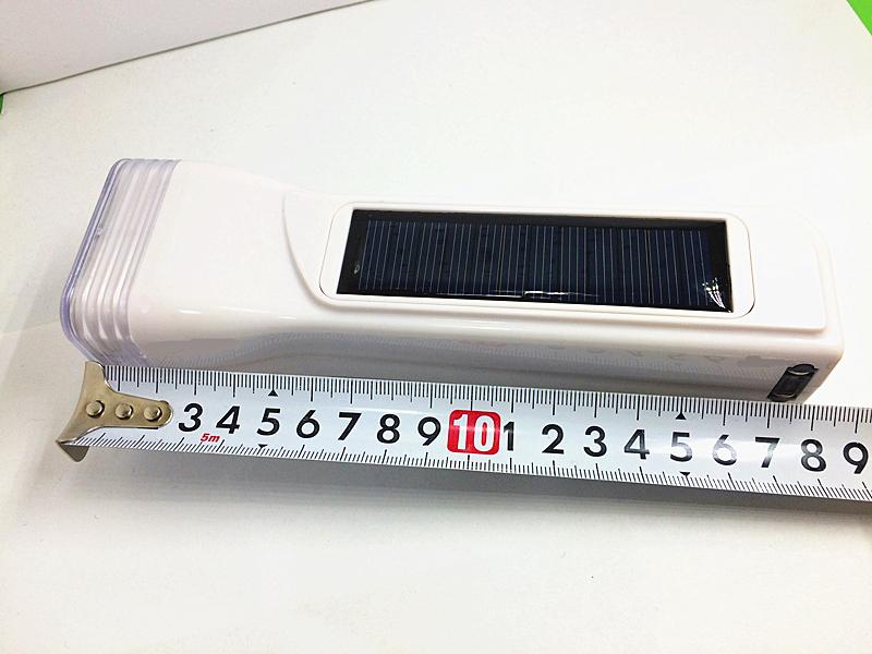 瓦大功率环保节能聚光划算特价 1 手电筒太阳能光能充电 LED 正品科洋